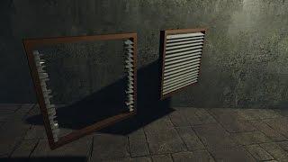Cryengine #38 Создание разрушаемого объекта (уроки)