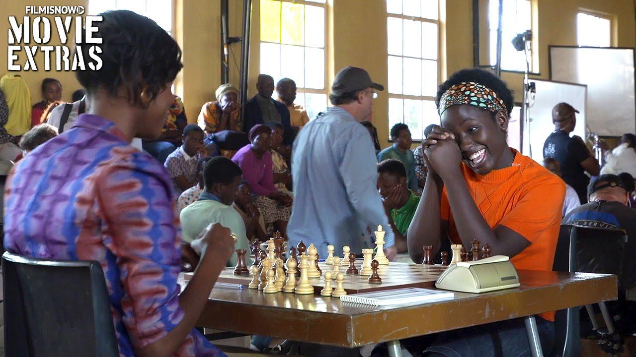 Go Behind The Scenes Of Queen Of Katwe  Youtube