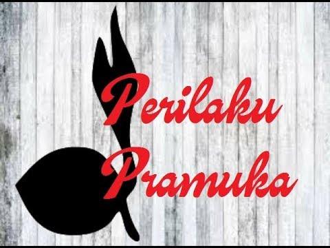 Lirik Lagu Pramuka - Perilaku Pramuka - Cipt. A. T. Mahmud