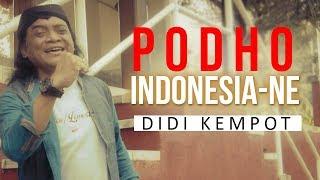 Download Lagu Didi Kempot - Podho Indonesia Ne [OFFICIAL] mp3