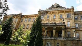 Szellemváros Magyarországon 79. - A Lipótmezei Elmegyógyintézet 6. | Vissza a főépületbe