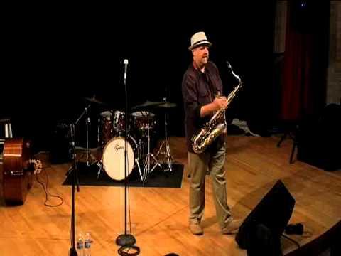 Masterclass -- Joe Lovano