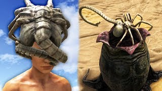 FACEHUGGERS & XENOMORPH EGG LAYING IN ARK, YESS! - Ark Survival Evolved