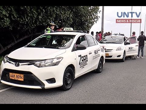 LTFRB apprehends overloading and overcharging taxi cabs