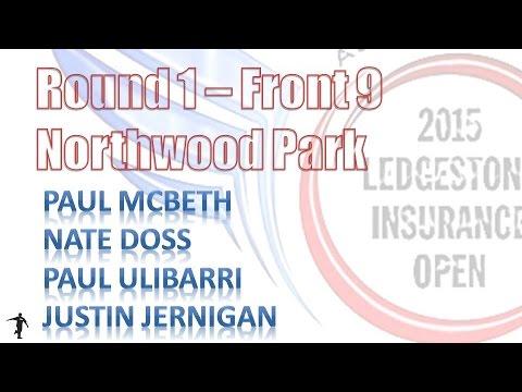 The Disc Golf Guy - Vlog #319 - P. McBeth N. Doss P. Ulibarri J. Jernigan - Ledgestone R1F9