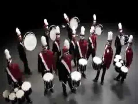 Cadence Drums The Best Drum Line Video Ever Youtube