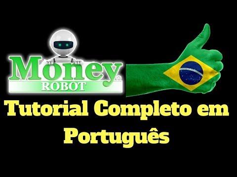 Money Robot Tutorial Completo em Português - Crie projetos WEB com SEO facil