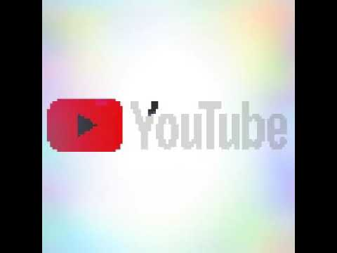 My Youtube Logo Design Pixel Art Youtube