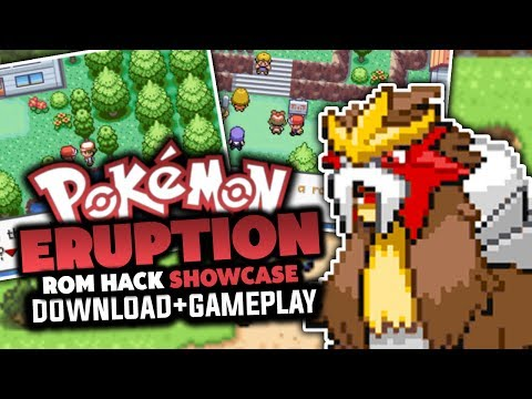 Pokemon Eruption - Pokemon Rom Hack Review/Showcase