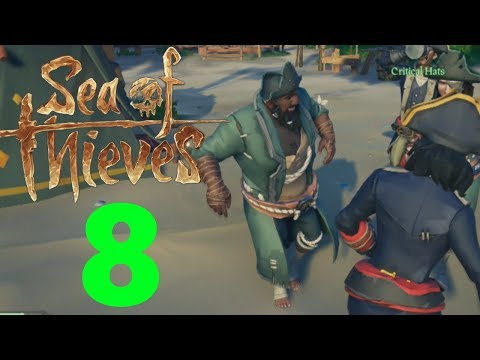 [8] Finishing The Bilgerat Set! (Sea Of Thieves With Friends)
