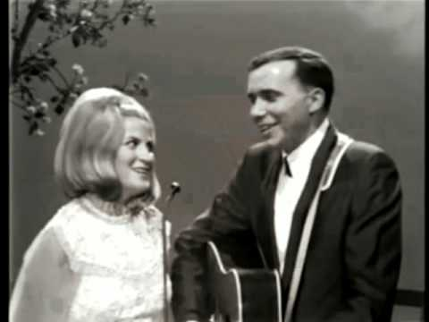 Skeeter Davis & Bobby Bare - Let It Be Me