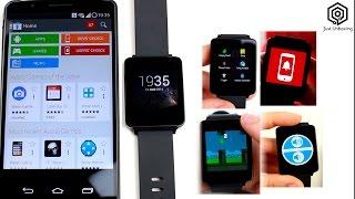 Apps recomendadas para tu smartwatch con Android Wear