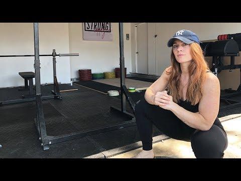 Building Out my Garage Gym - Work in Progress
