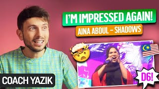 Download YAZIK reacts to SHADOW - Aina Abdul