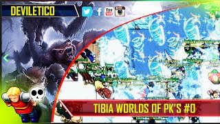 Tibia Worlds Of Pk's 2015 #0