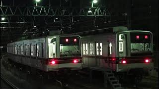 【2018年~2019年東武終夜運転】東武スカイツリーライン終夜運転