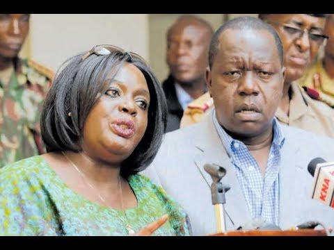 Who is telling the truth between CS Raychelle Omamo & Colonel Owuoth on KDF allegations?