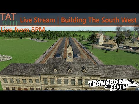 Transport Fever | South East England | Live Stream Archive - South West Mainline