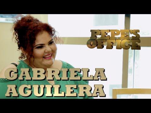 LA HIJA DE JUAN GABRIEL BUSCA SU LUGAR EN LA MÚSICA: GABRIELA AGUILERA - Pepe's Office