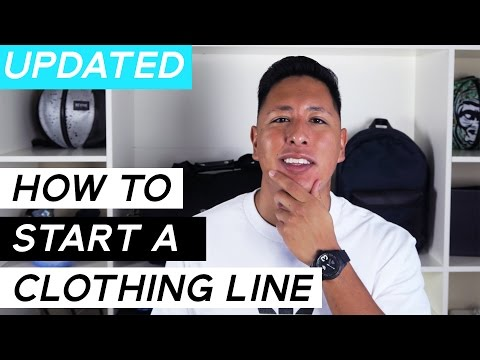 How To Start A Clothing Line With Less Than 70 Dollars