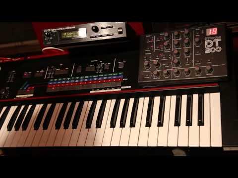 Boss SE-70 Ensemble = String Synth?