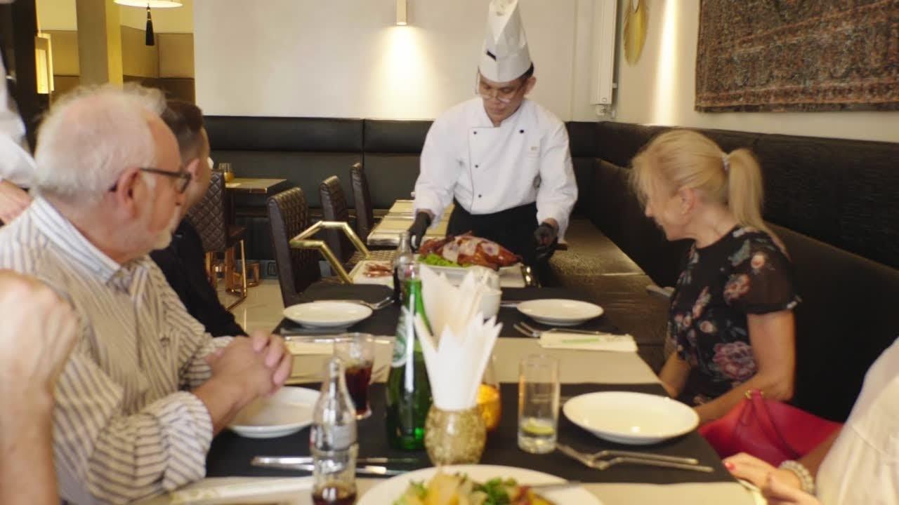 Shanghai Chinese Restaurant W Szczecinie Strefa Smaku Kulinarna Wycieczka Do Chin
