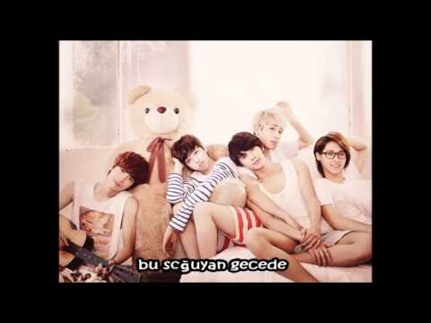 [TÜRKÇE ALTYAZILI] B1A4-Because of You (비원에이포 너 때문에)