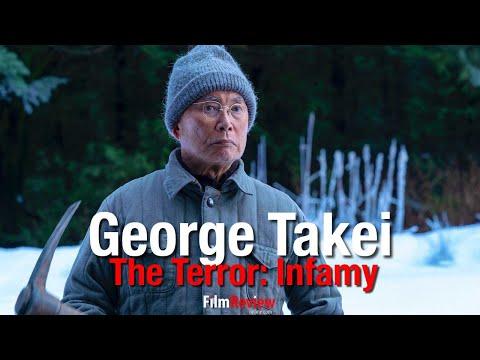 George Takei Soundbyte on The Terror: Infamy