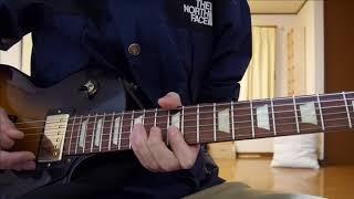 WINKの「淋しい熱帯魚」をエレキギターで演奏しました。 是非お聞き...