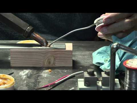 Heavy copper Soldering iron use in repairs