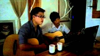 Boulevard - Guitar Aucoustic (Cover) by Huy Nam Su Hong and Guitar Minh Duc