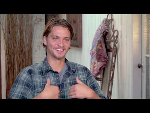 Fifty Shades of Grey  Unrated Edition  Luke Grimes  Bluray Bonus Feature   Own it Now
