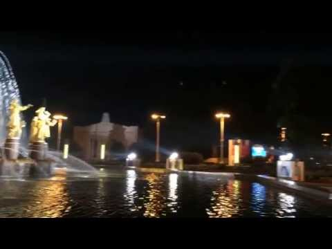 """Fountain """"Friendship of Nations"""" in Moscow Park - VDNKh"""