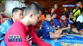 Tham Luang Cave survivors prepare to attend rescuer thank you banquet