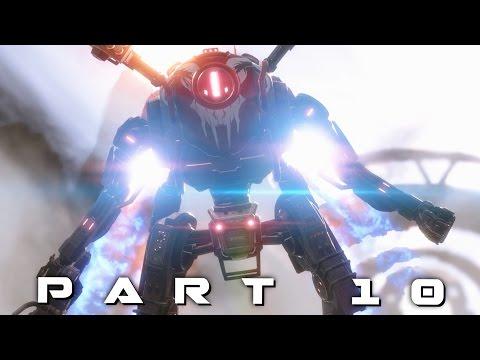 TITANFALL 2 Walkthrough Gameplay Part 10 - Viper Boss (Campaign)