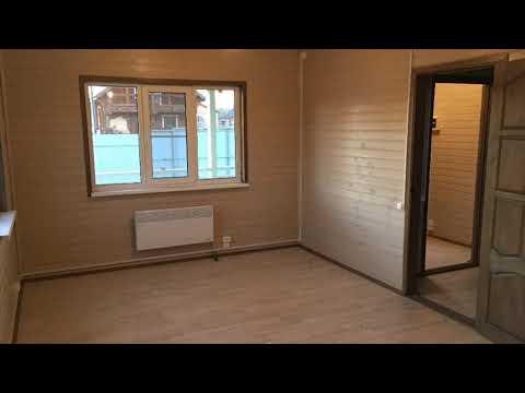 Продам новый дом 120м2 под ключ в п. Заокский
