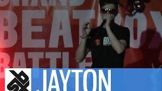 "JAYTON  |  GBBB ""Seven To Smoke"" 2015  |  Elimination"