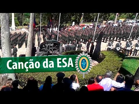 Canção Da Escola De Sargentos Das Armas Exército