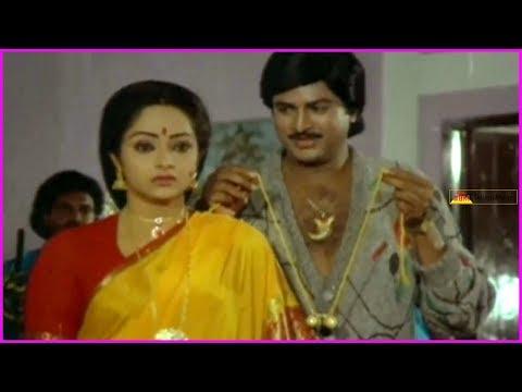 Murali Krishnudu Telugu Movie Scenes - Part 8 | Nagarjuna | Rajini | Mohan Babu