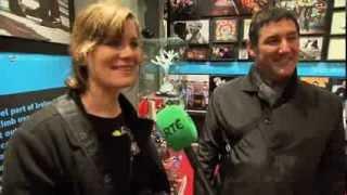 Exposição do U2 no Little Museum de Dublin