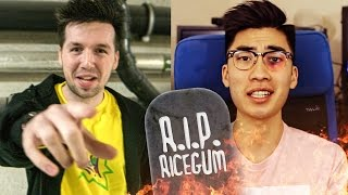 One of Callux's most viewed videos: RICEGUM DISS TRACK - RIP