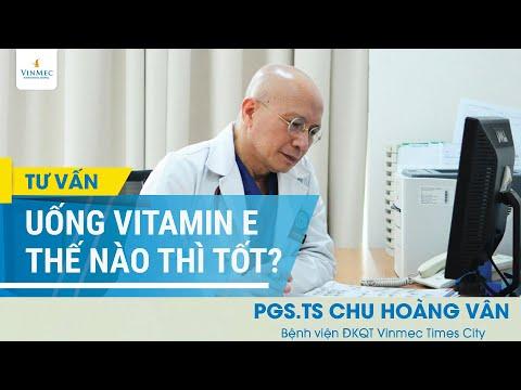 Uống Vitamin E Thường Xuyên Có An Toàn? Cách Uống Vitamin E đúng?
