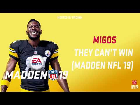 Migos - They Can't Win (Madden NFL 19)