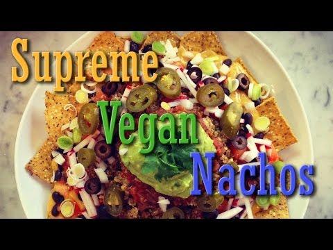 Supreme Vegan Nachos!