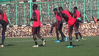 CAF CHAMPIONS LEAGUE: Al Hilal jet in ahead of Saturday's clash with Vipers in Kitende