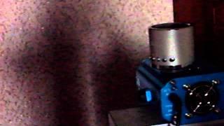 лазерная цветомузыка(лазерный китайский цветомузыкальный проектор, плеер-динамик в комплект не входит., 2011-08-01T09:17:13.000Z)