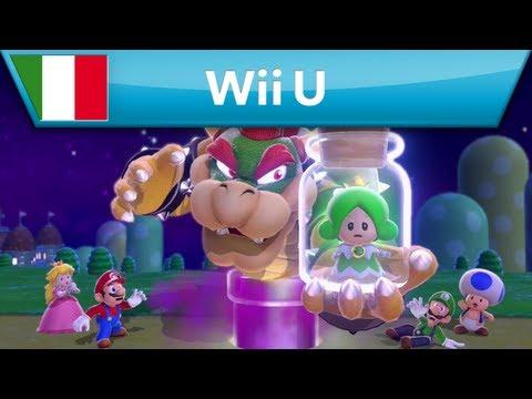 SUPER MARIO 3D WORLD - Trailer (Wii U)