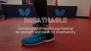 Butterfly Lezoline Vilight Shoes