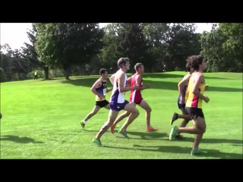 UWO XC 2015 Western Highlight RudyReal