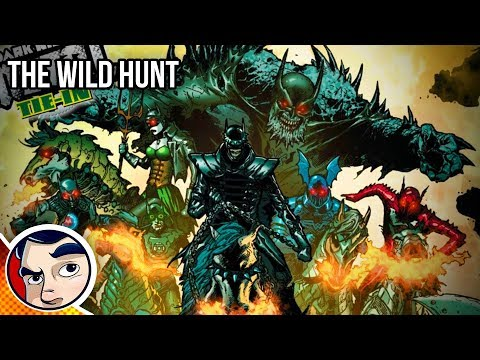 "DC Metal Wild Hunt ""Death of a Dark Knight"" - Rebirth Complete Story"